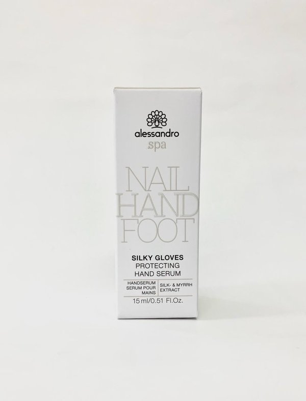 Alessandro Silky Gloves Handserum