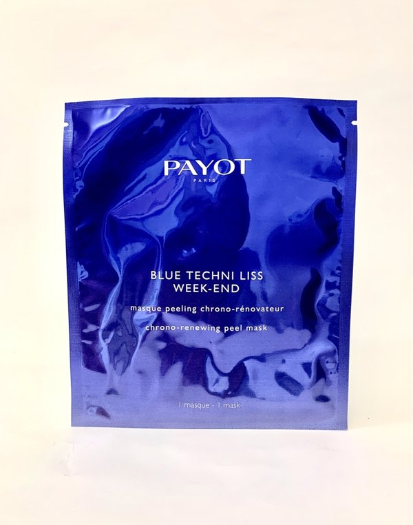 Payot Blue Techni Liss Weekend Peeling Mask