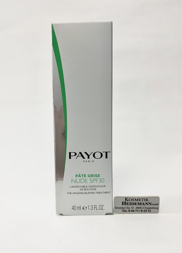 Payot Pâte Grise Nude SPF30