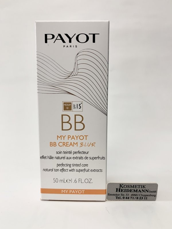 Payot My Payot BB Cream Blur Light