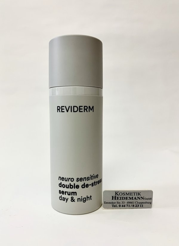 Reviderm Neuro Sensitive Double De-Stress  Serum Day & Night