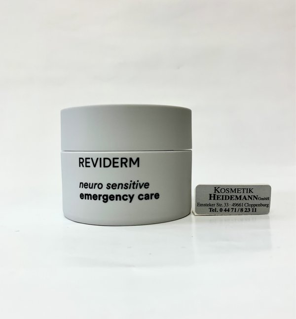 Reviderm Neuro Sensitive Emergency Care
