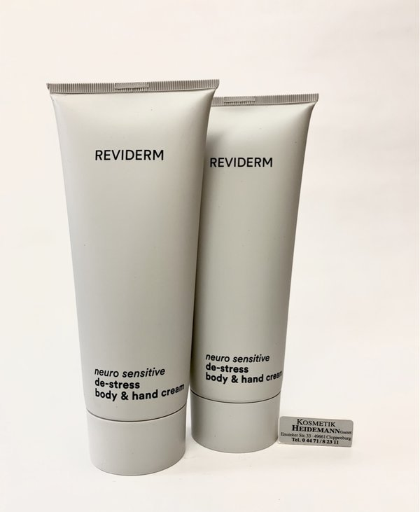 Reviderm Neuro Sensitive De-Stress Body & Hand Cream