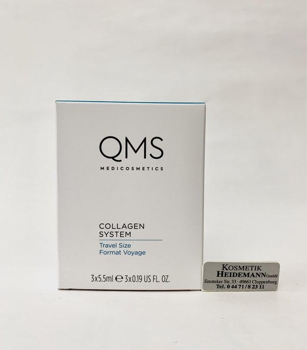 QMS Collagen System/Sensitve Travel