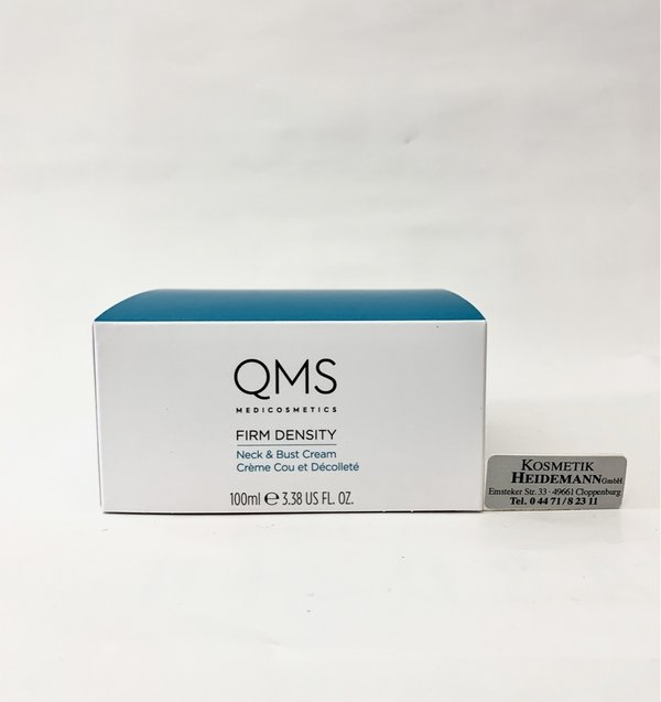 QMS Firm Density Neck & Bust Cream