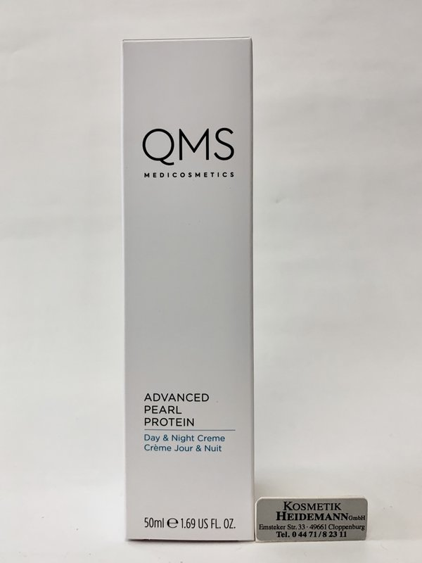 QMS Advanced Pearl Protein Day&Night