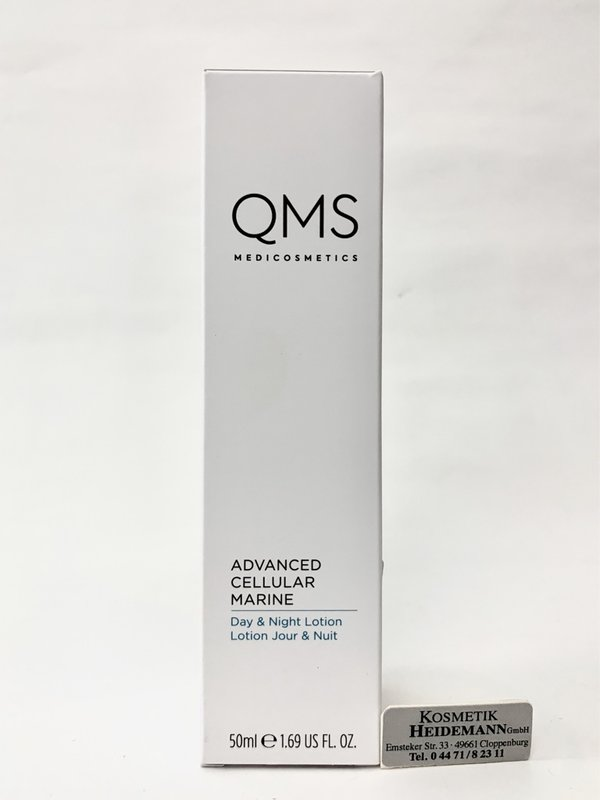 QMS Advanced Cellular Marine Day&Night Lotion