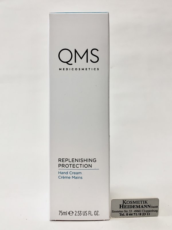 QMS Replenishing Protection Hand Cream