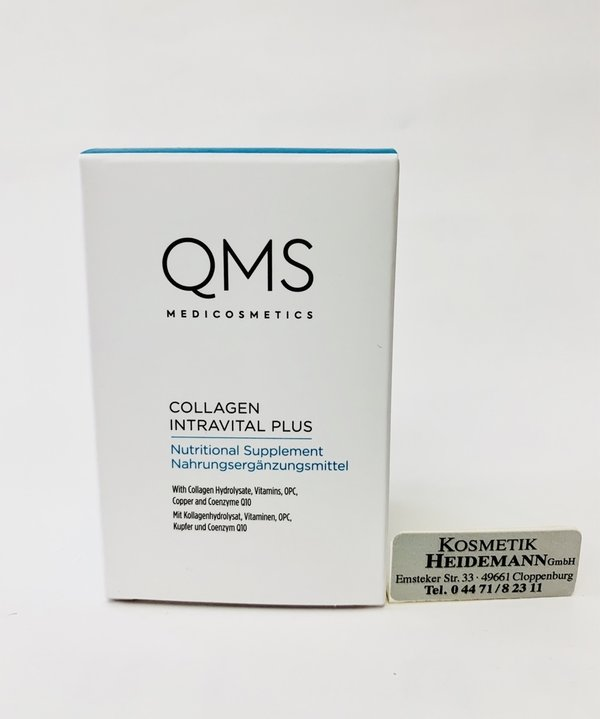 QMS Collagen Intravital Plus Nahrungsergänzungsmittel
