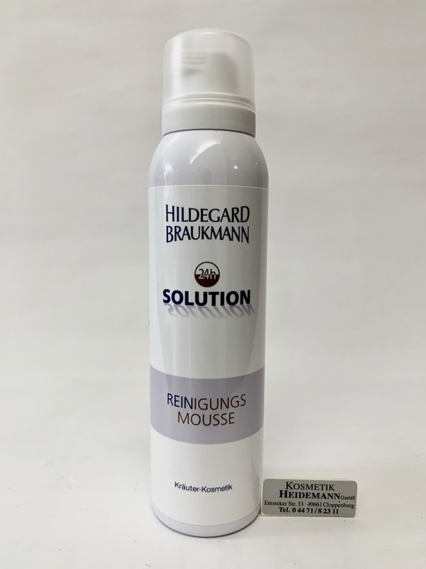Braukmann Solution Reinigungs Mousse