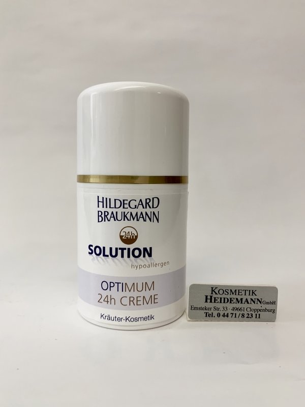 Braukmann Solution Optimum 24h Creme