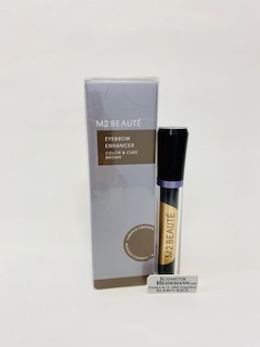 M2 Beaute Eyebrow Enhancer Braun 6ml