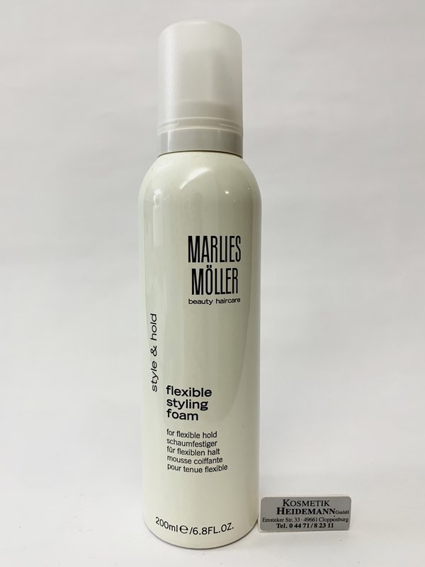 Marlies Möller Flexible Styling Foam  200ml