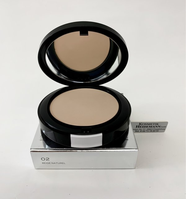 Maria Galland UV compact Foundation Nr 02 Beige Naturel