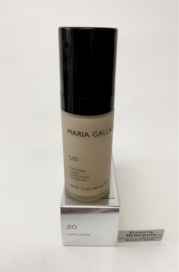 Maria Galland Teint Creme Lifting Foundation Nr 20 Cafe Creme 30ml