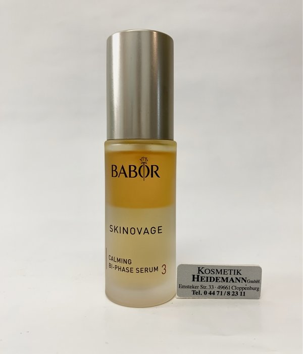 Babor Skinovage Calming Bi-Phase Serum (30ml)