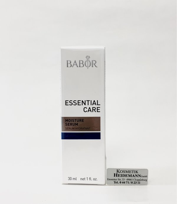 Babor Essential Care Moisture Serum   (50ml)