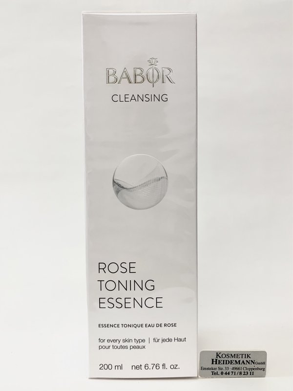 Babor Rose Toninig Essence (200ml)