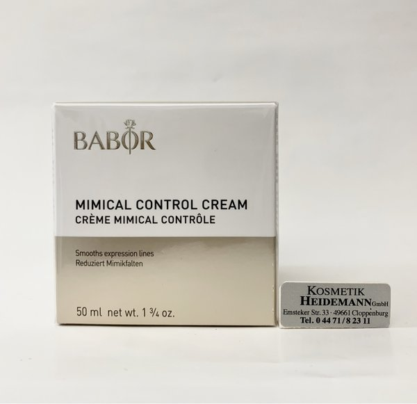 Babor Mimical Control Cream (50ml)