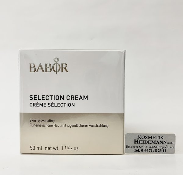 Babor Selection Cream (50ml)