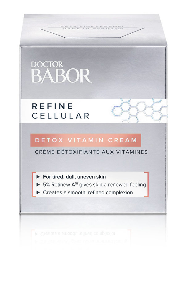 Doctor Babor Refine Cellular Detox Vitamin Cream (50ml)