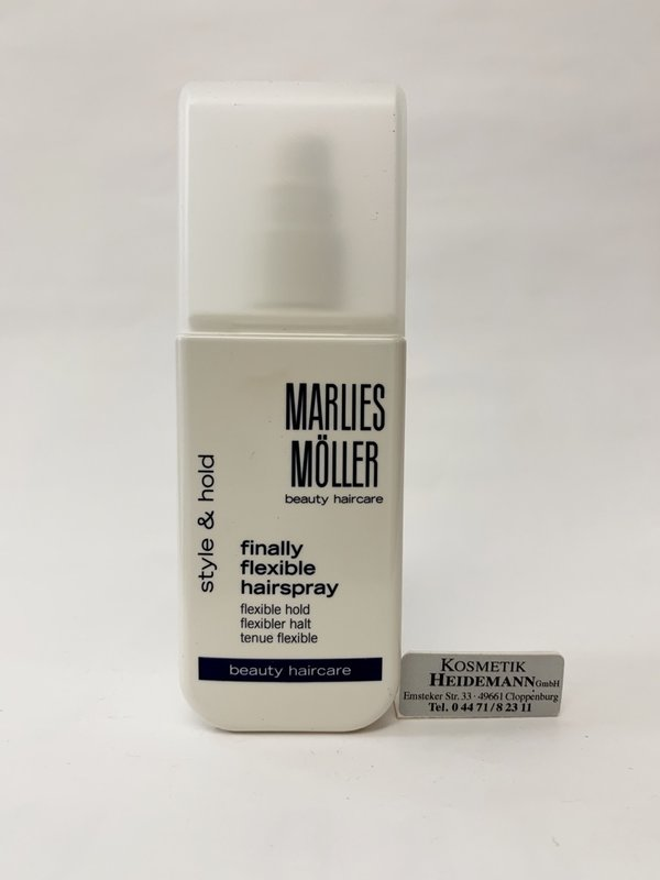 Marlies Möller Style & Hold Finally Flexible Hairspray 125 ml
