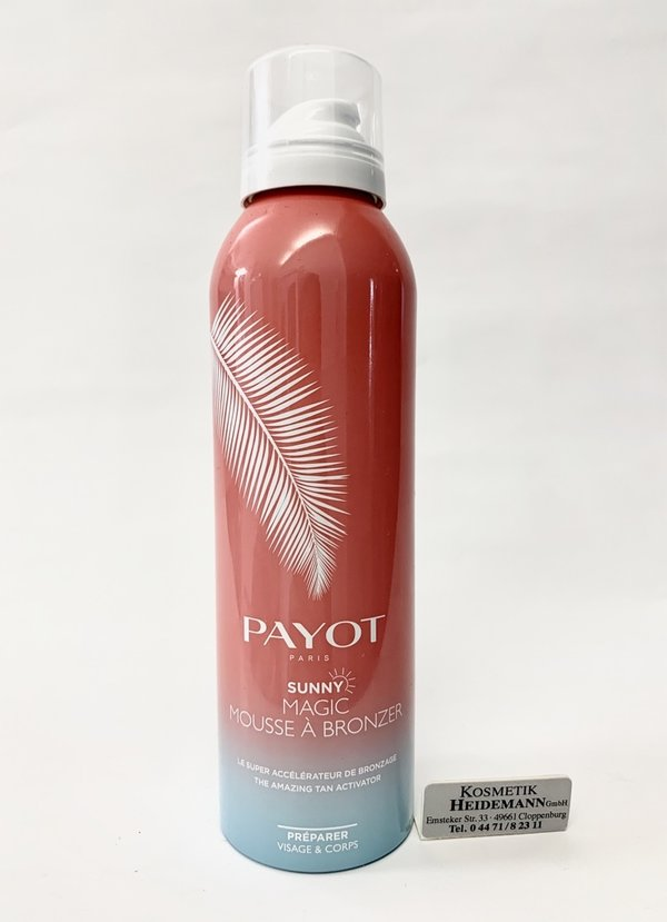 Payot Magic Mousse A Bronzer (200ml)