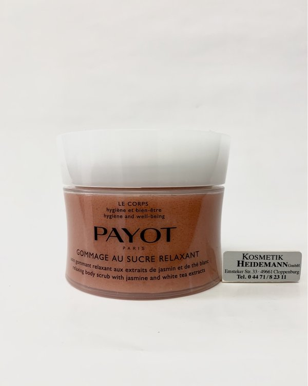 Payot Gommage au Sucre Relaxant (200ml)