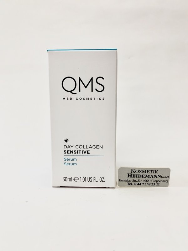 QMS Day Collagen Sensitive (30ml)