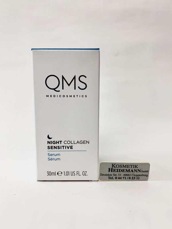 QMS Night Collagen Sensitive (30ml)