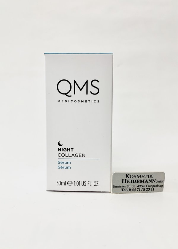 QMS Night Collagen (30ml)