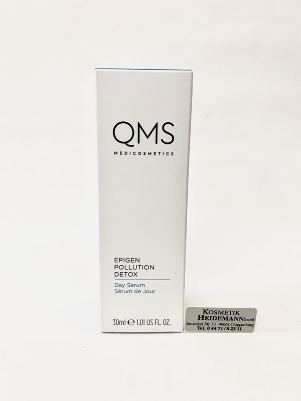 QMS Epigen Pollution Detox (30ml)