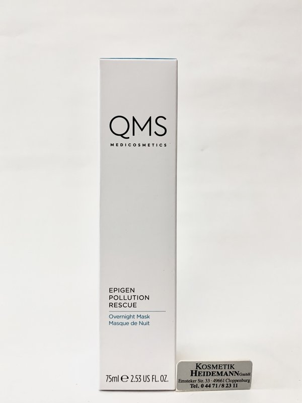 QMS Epigen Overnight Mask (75ml)