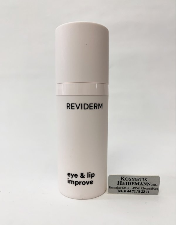 Reviderm Eye & Lip Improve 30ml