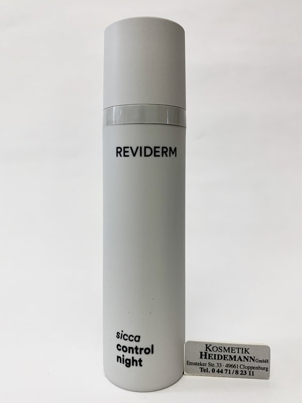 Reviderm Sicca Control Night 50ml