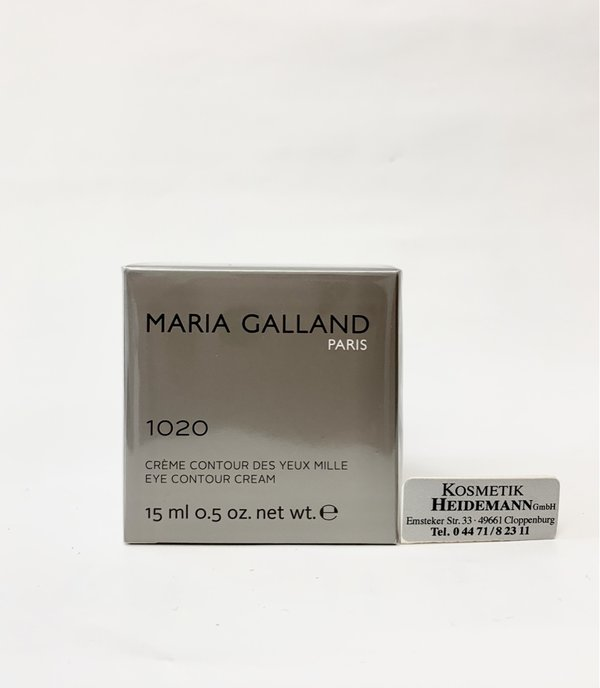 Maria Galland Creme Yeux Mille 1020  15ml