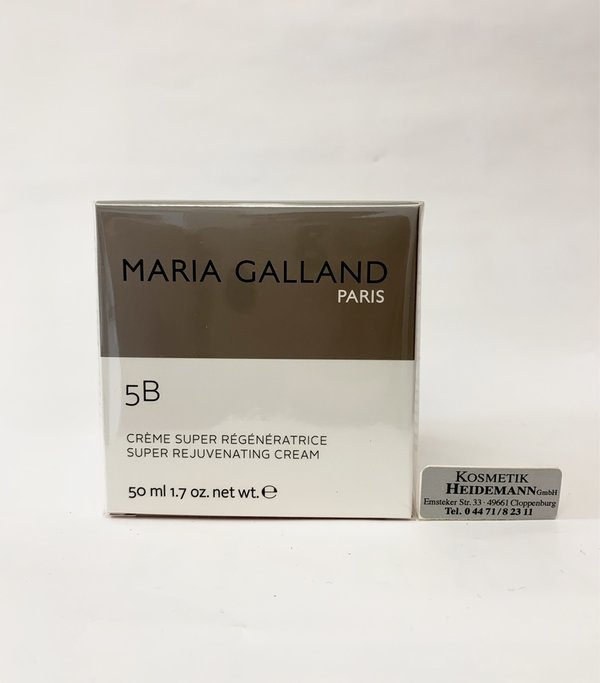 Maria Galland Creme Super Regeneratrice 5B  50ml