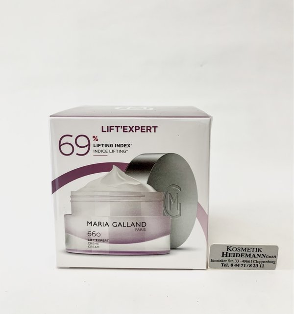 Maria Galland Lift'Expert Creme 660   50ml