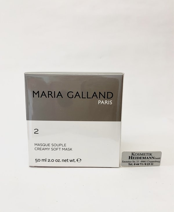Maria Galland 2 - Masque Souple 50ml