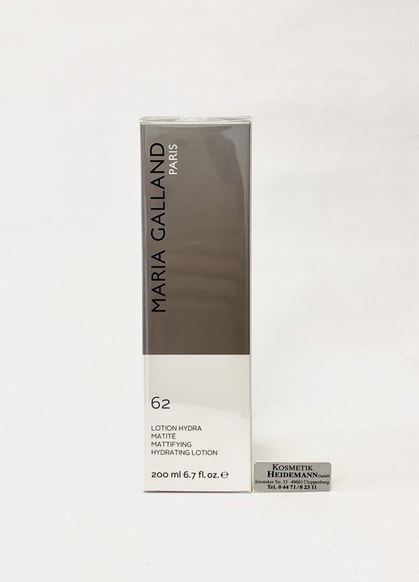 Maria Galland 62 - Lotion Hydra Matite 200ml