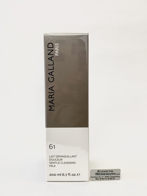 Maria Galland 61- Lait Demaquillant Douceur 200ml
