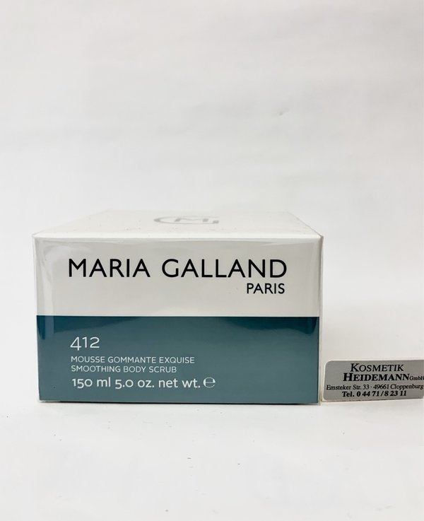 Maria Galland 412 - Mousse Gommante Exquise 150ml