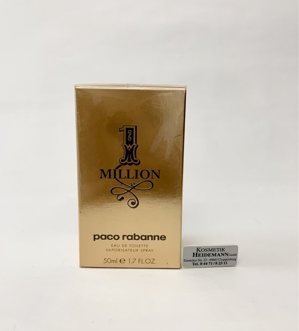 Paco Rabanne 1 Million EDT (50ml)