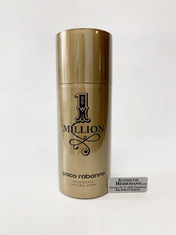 Paco Rabanne 1 Million Deodorant Spray (150ml)