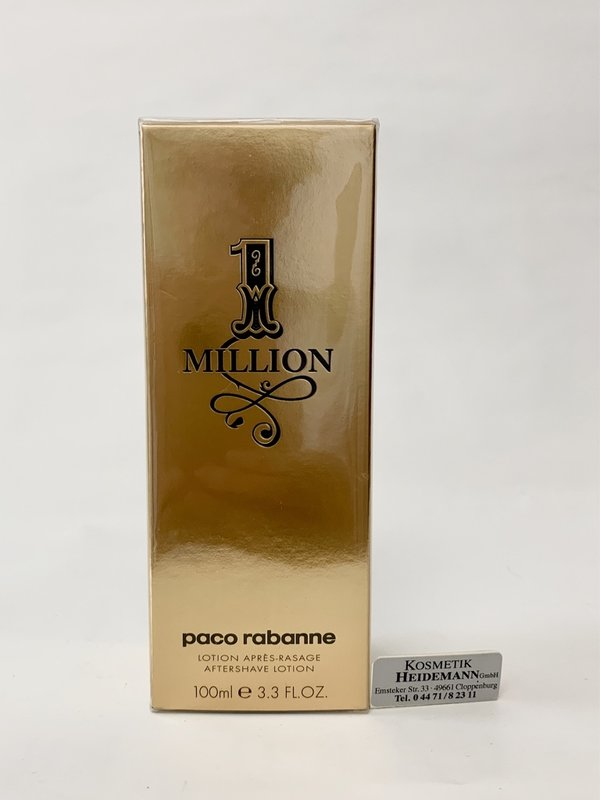 Paco Rabanne 1 Million Aftershave Lotion (100ml)