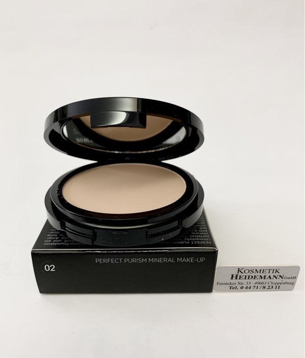 Horst Kirchberger Perfect Purism Mineral Make up 02