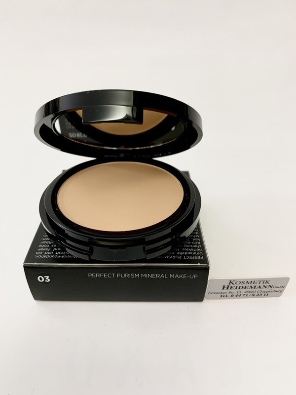 Horst Kirchberger Perfect Purism Mineral Make up 03