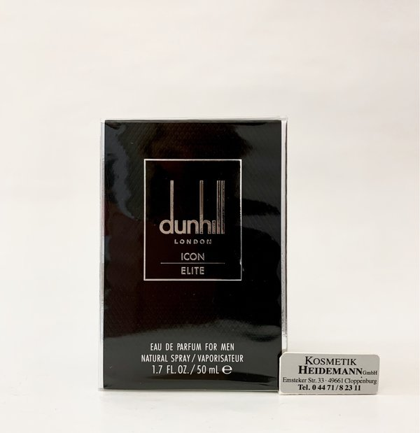Dunhill London Icon Elite EDP (50ml)