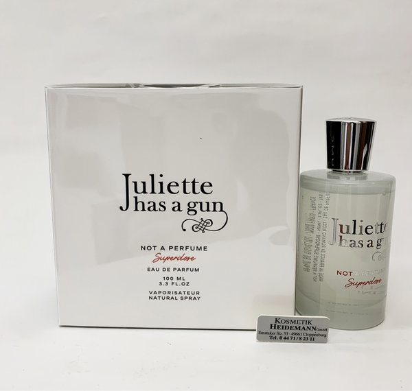 Juliette has a gun Not a Parfume Superdose EDP  (100ml)
