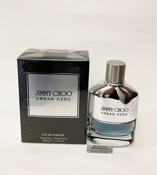 Jimmy Choo Urban Hero EDP